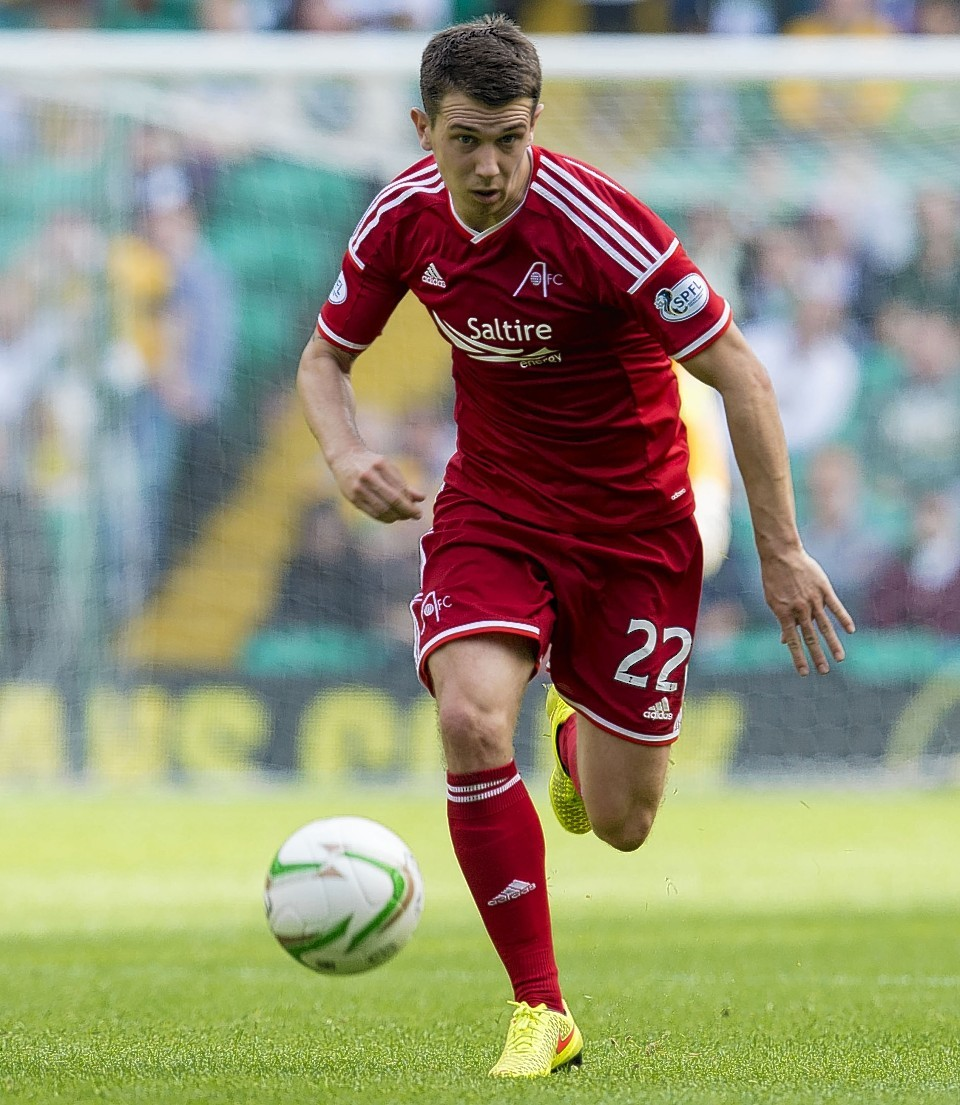 Ryan Jack has been one of a number of Dons players to produce consistently impressive performances this season
