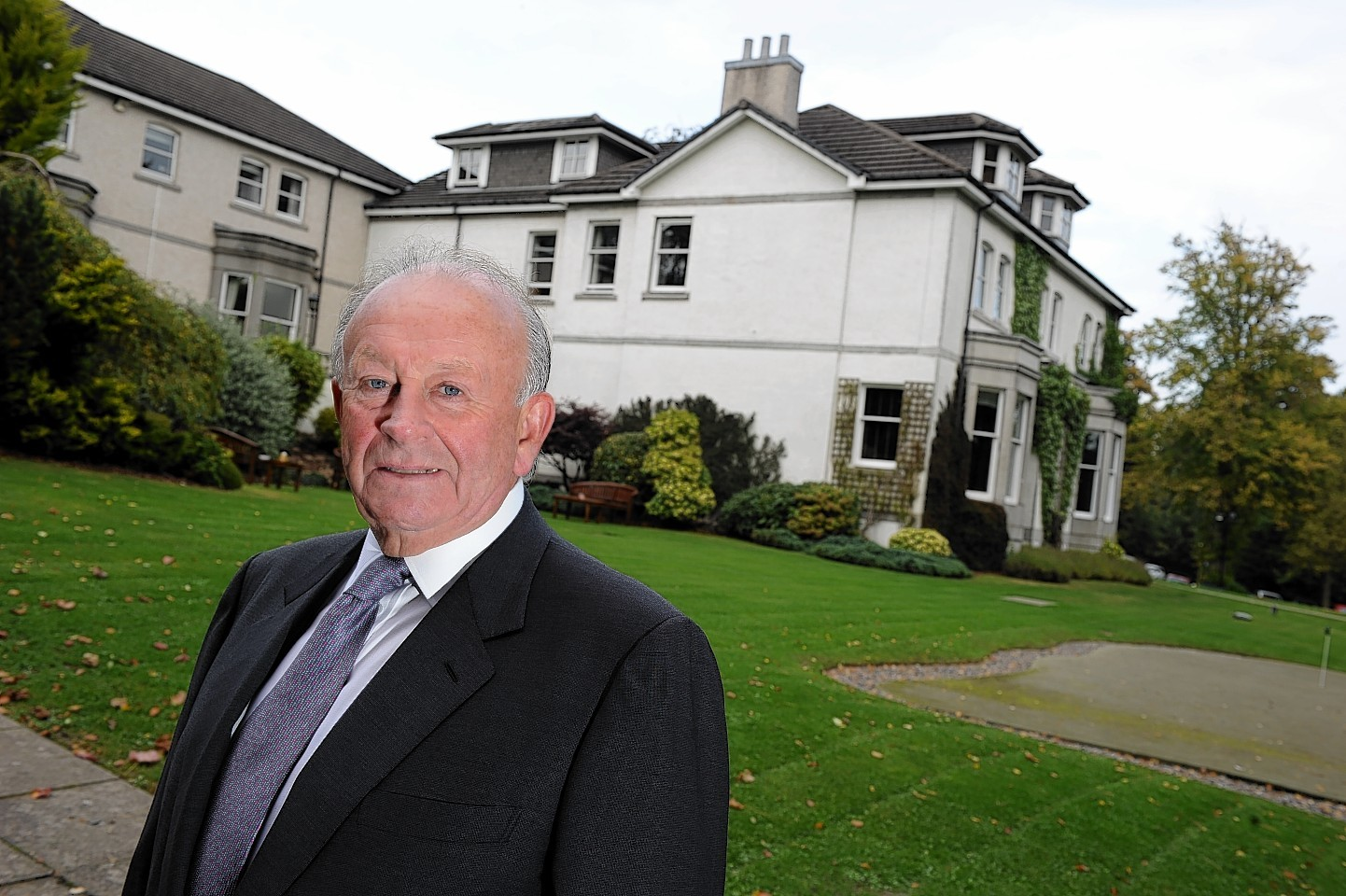 Stewart Spence has been made an MBE for services to the tourism industry in Scotland