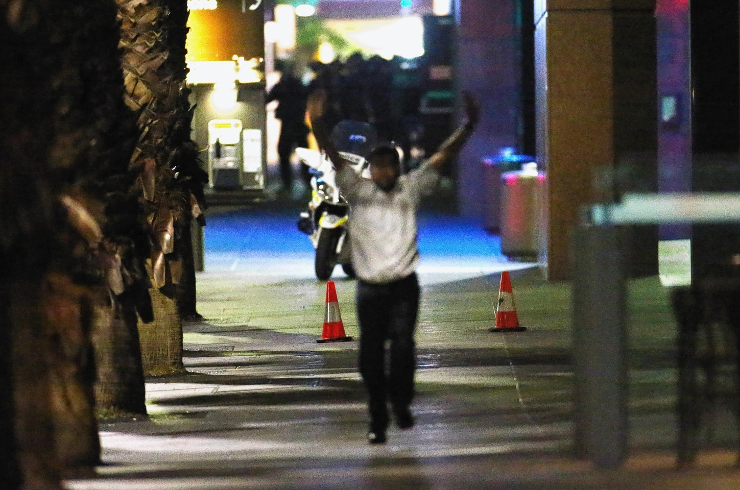 Police bring an end to the Sydney siege