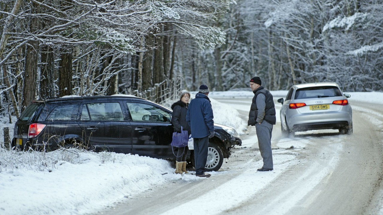 Drivers have been warned to expect difficult conditions
