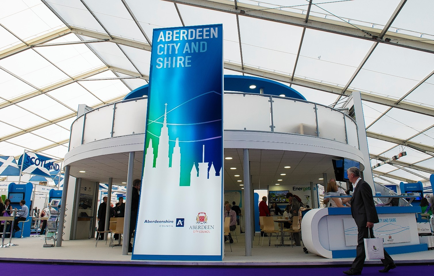Second best ever attendance for City's energy conference