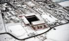 Pittodrie has coped with winter weather for decades.