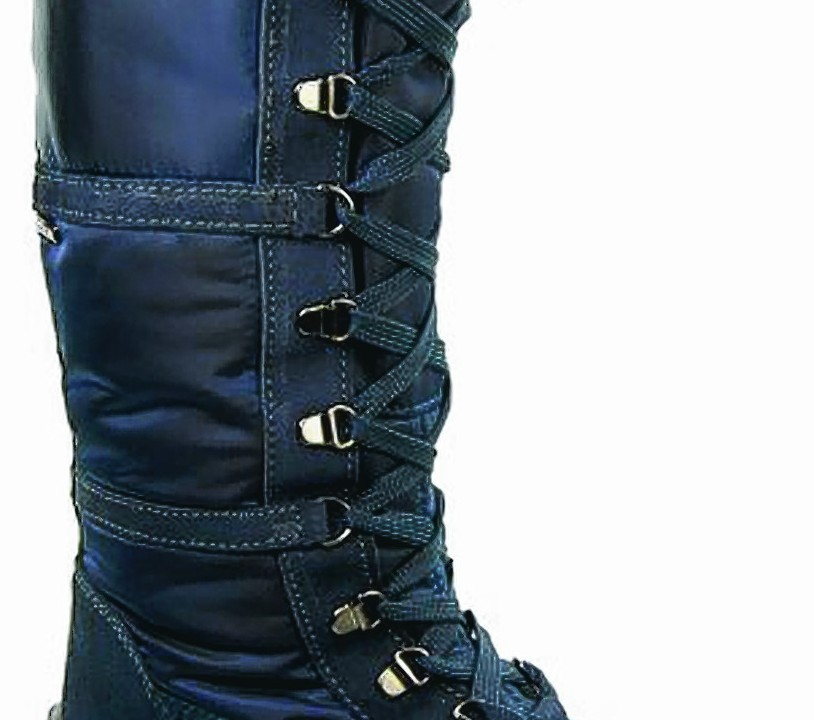 Ingrid Navy Snow Boot available from Catwalkers of Ellon