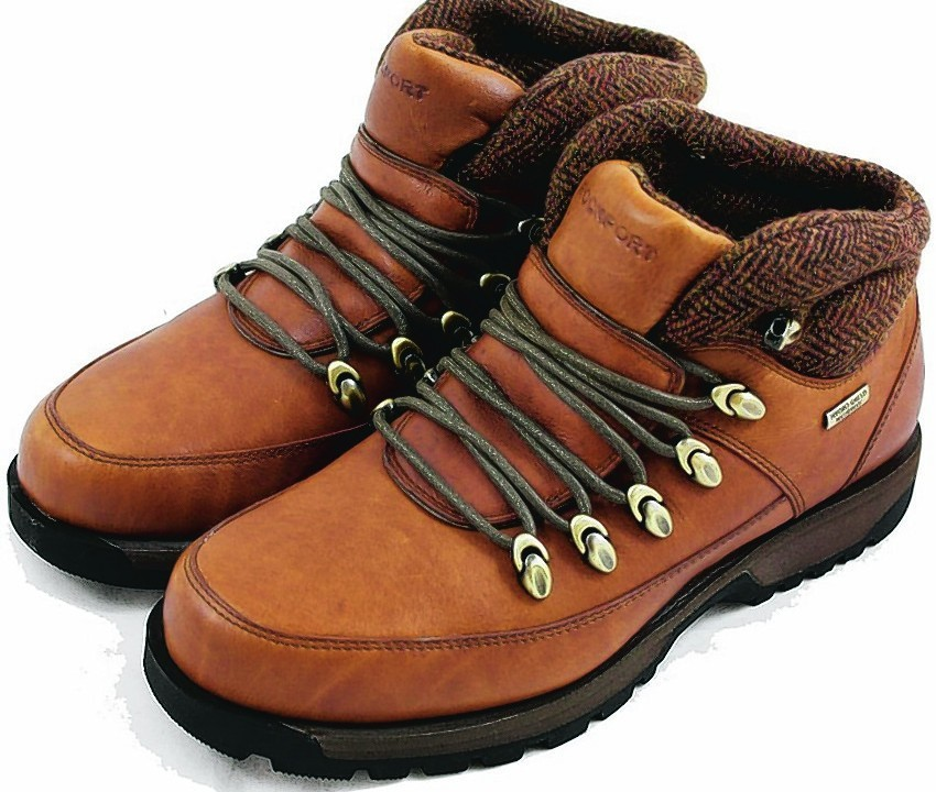 Rockport PKVW boundary WP Boot, £135, available from Gibbs Menswear Inverurie