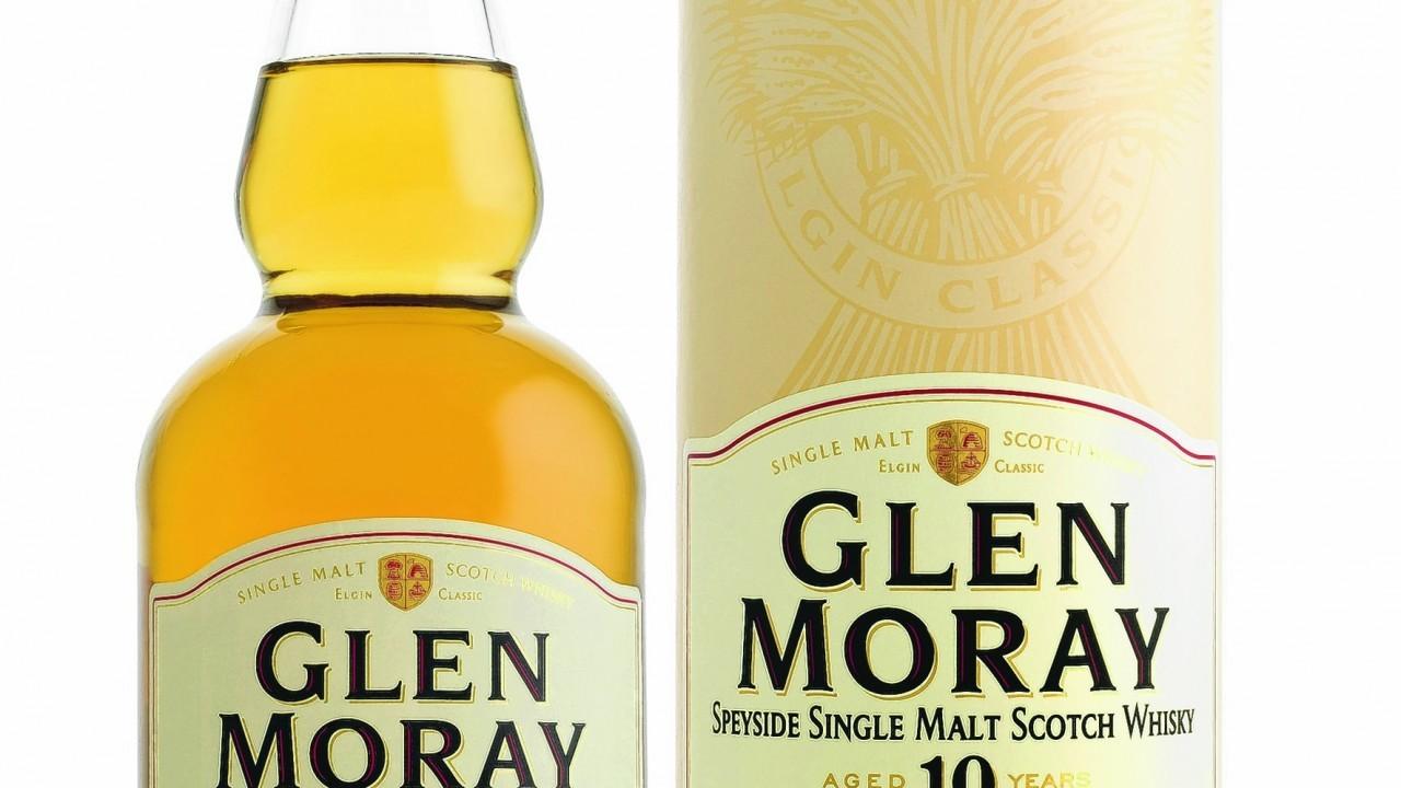 Glen Moray Single Malt 10 Year Old Chardonnay Cask