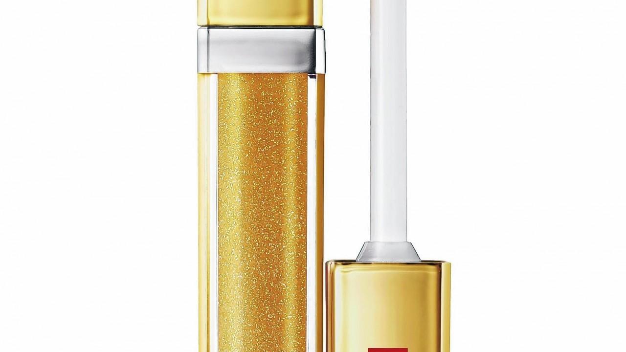Elizabeth Arden Beautiful Color Lip Gloss, Glamorous Gold, House of Fraser