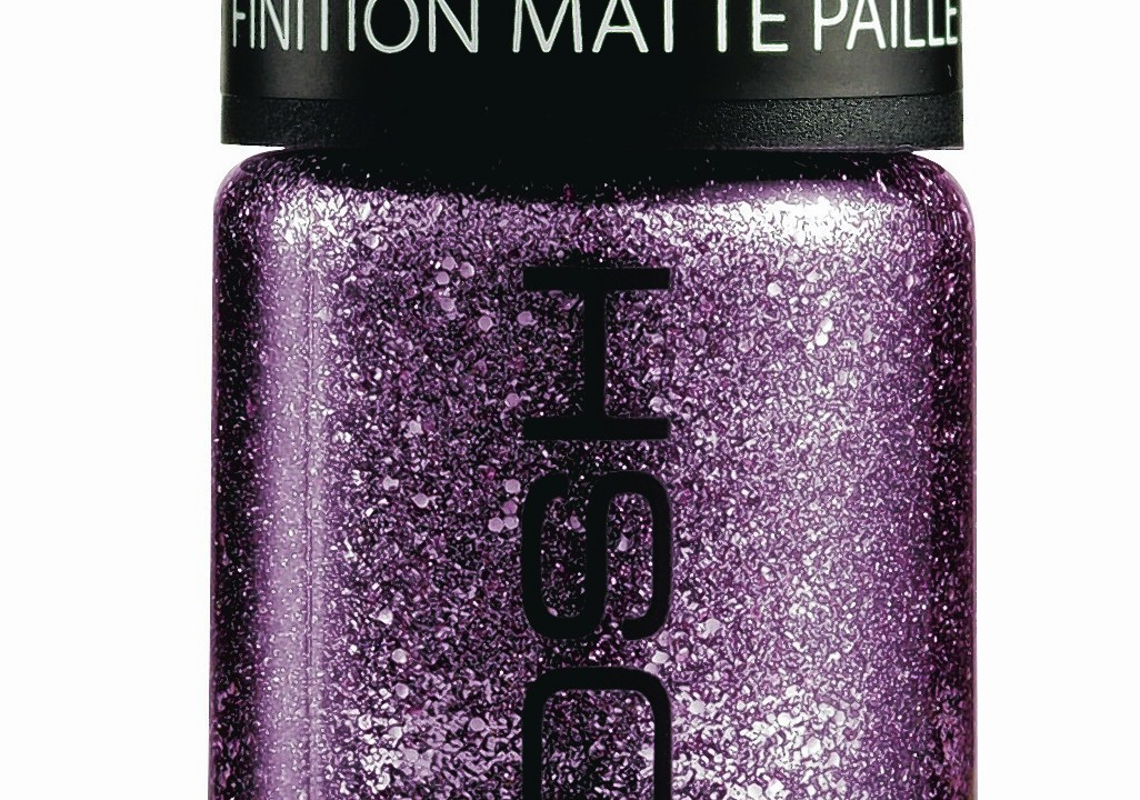 GOSH Frosted Nail Lacquer Frosted Plum, Superdrug