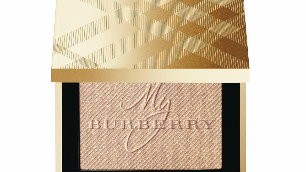 Burberry Luminising Powder Gold Glow
