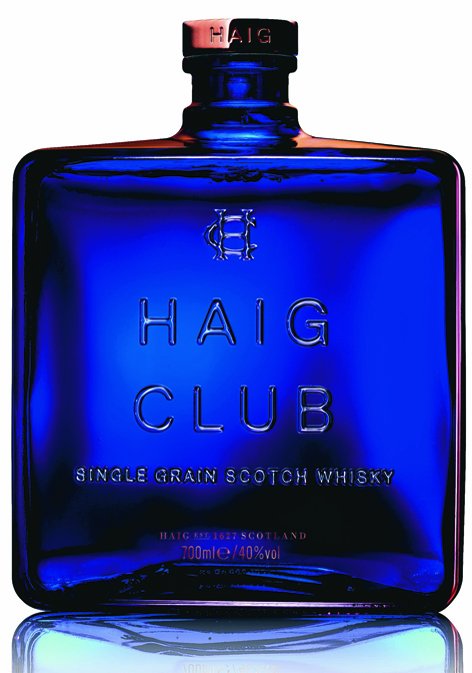 Haig Club is the new single grain whisky developed in partnership with David Beckham
