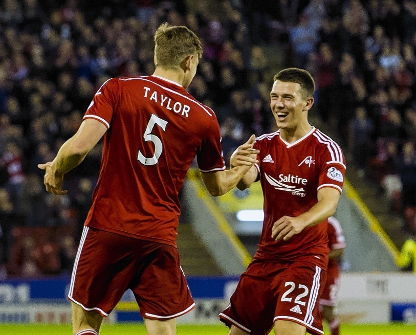 Mark McGhee has confirmed both Ash Taylor and Ryan Jack are in the national team's thoughts but both missed out this week