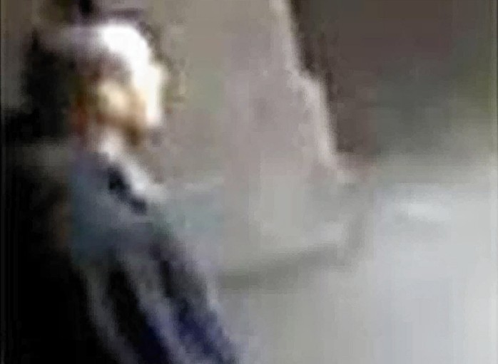 CCTV of Craig Taylor