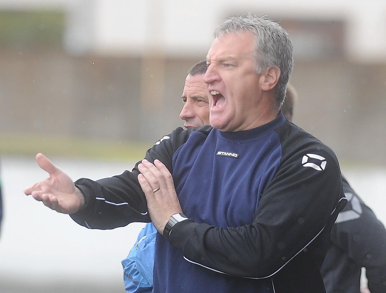 Cove boss John Sheran