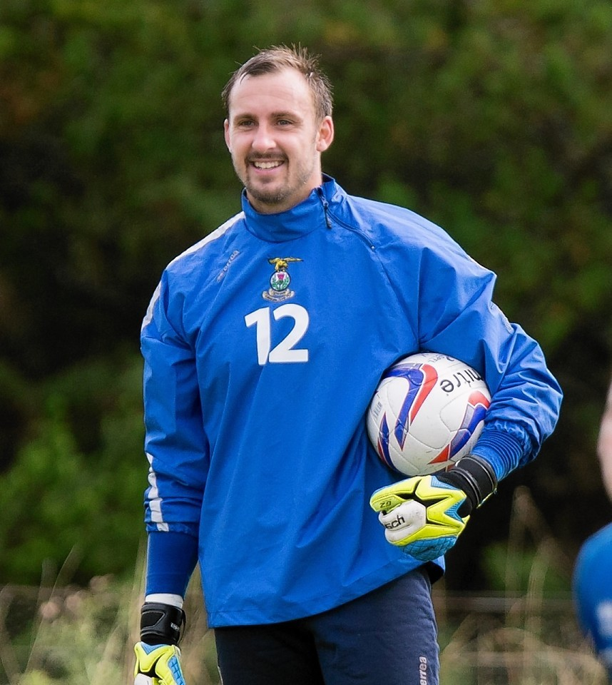 Dean Brill is available on a free after leaving Caley Thistle