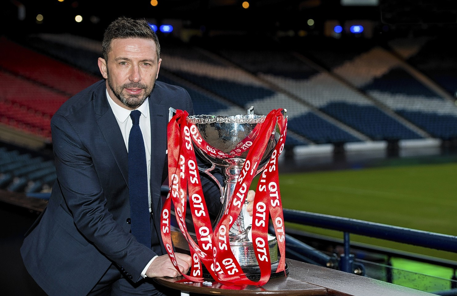 Derek McInnes will not allow his team to get ahead of themselves in their quest for more League Cup glory