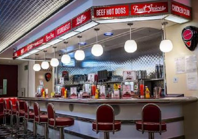 Ed's Diner will open in April