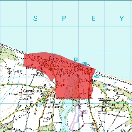 SEPA have highlighted the areas most at risk this afternoon