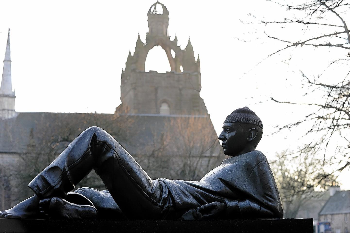 Aberdeen University campus