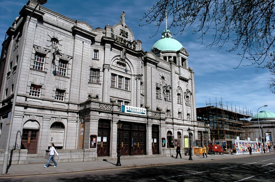 Aberdeen's His Majesty's Theatre