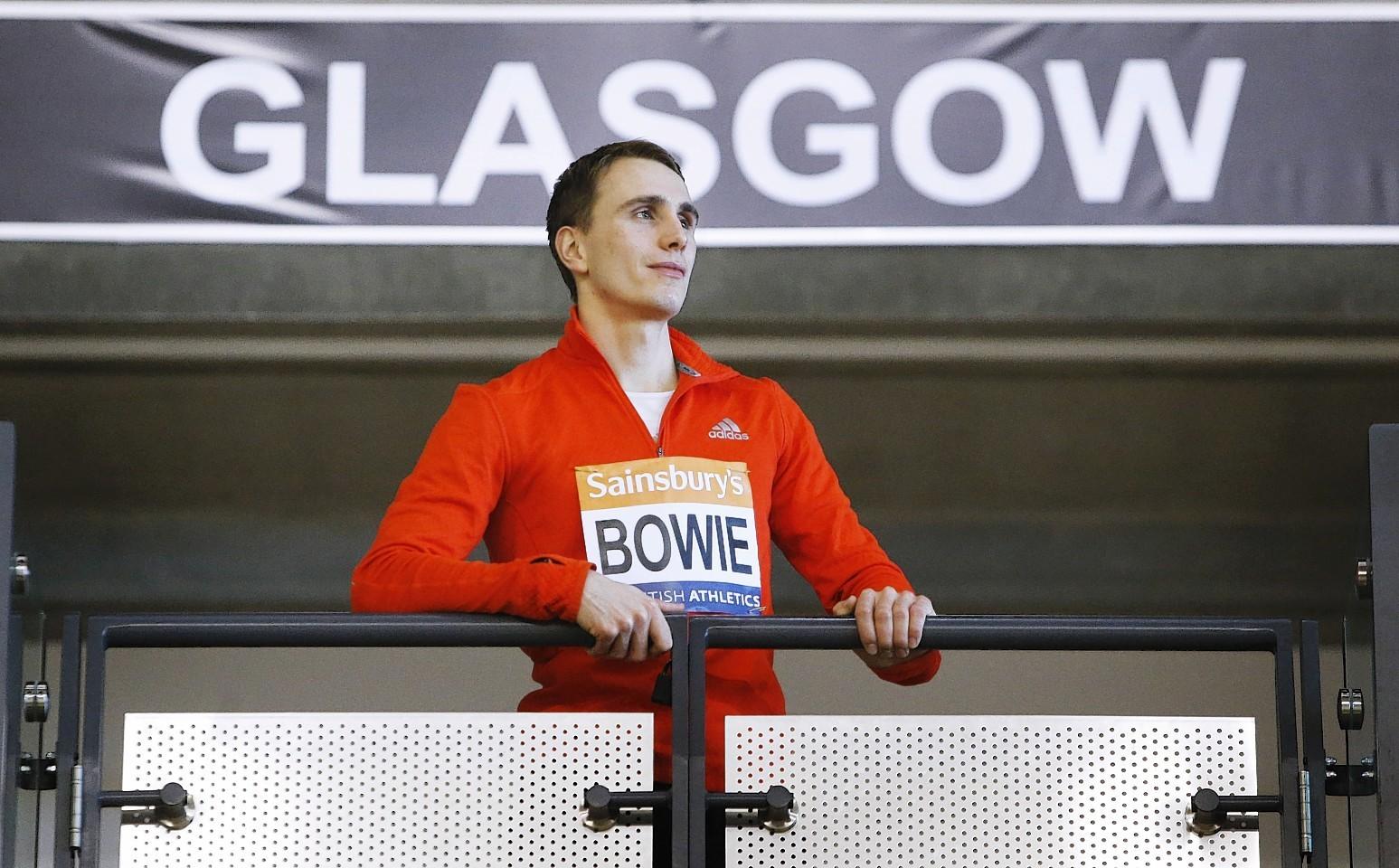 Jamie Bowie