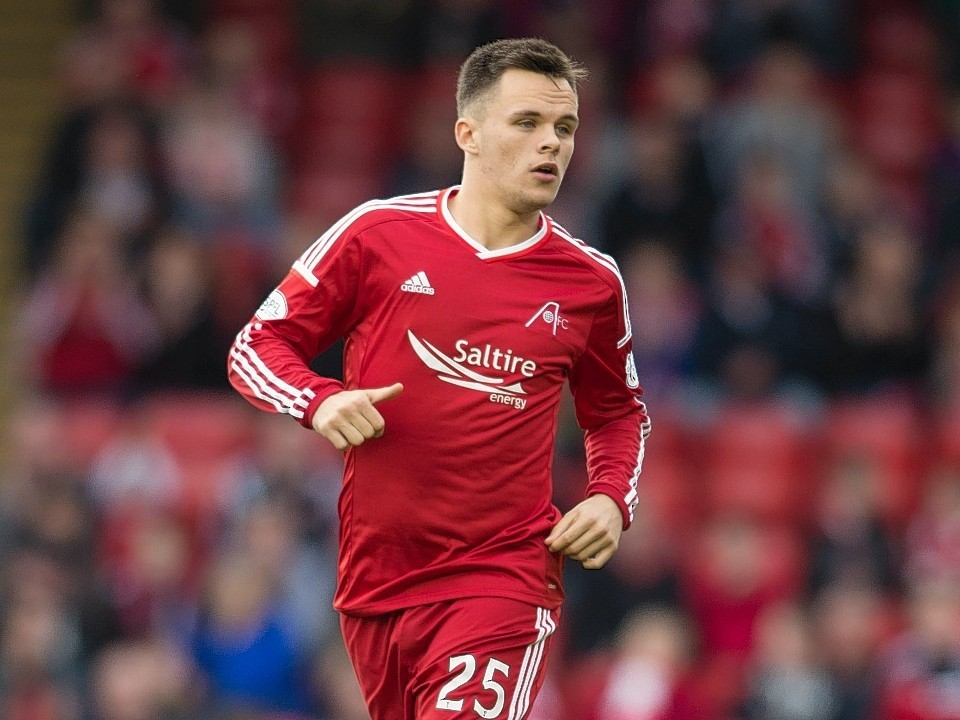 Lawrence Shankland  was released by Aberdeen at the end of the 2016-17 campaign.