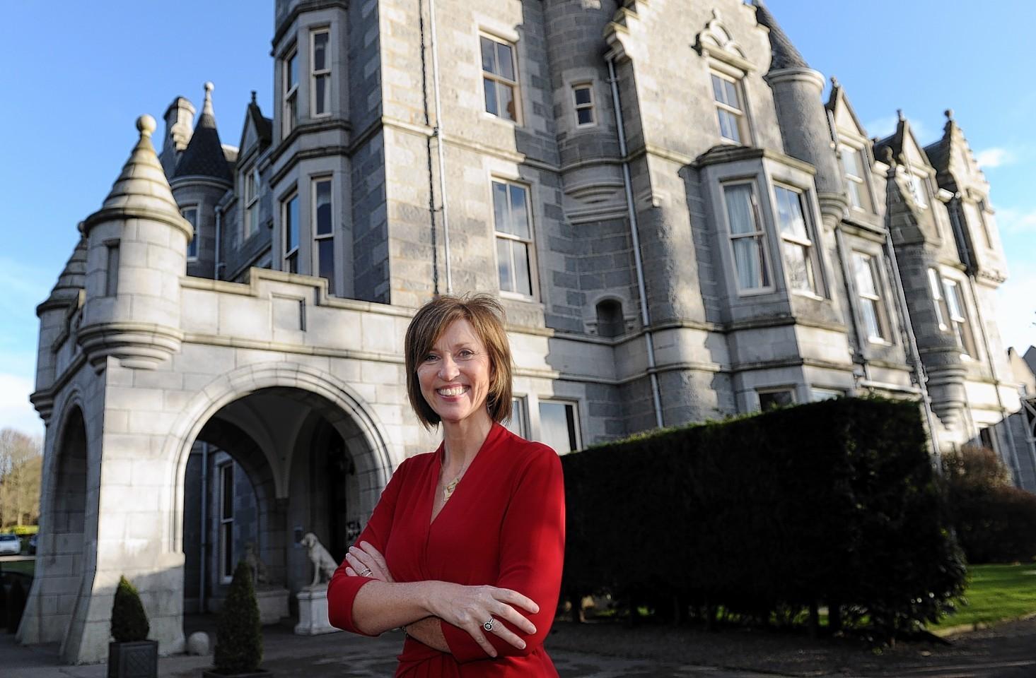 Lena Wilson, Scottish Enterprise Chief Executive