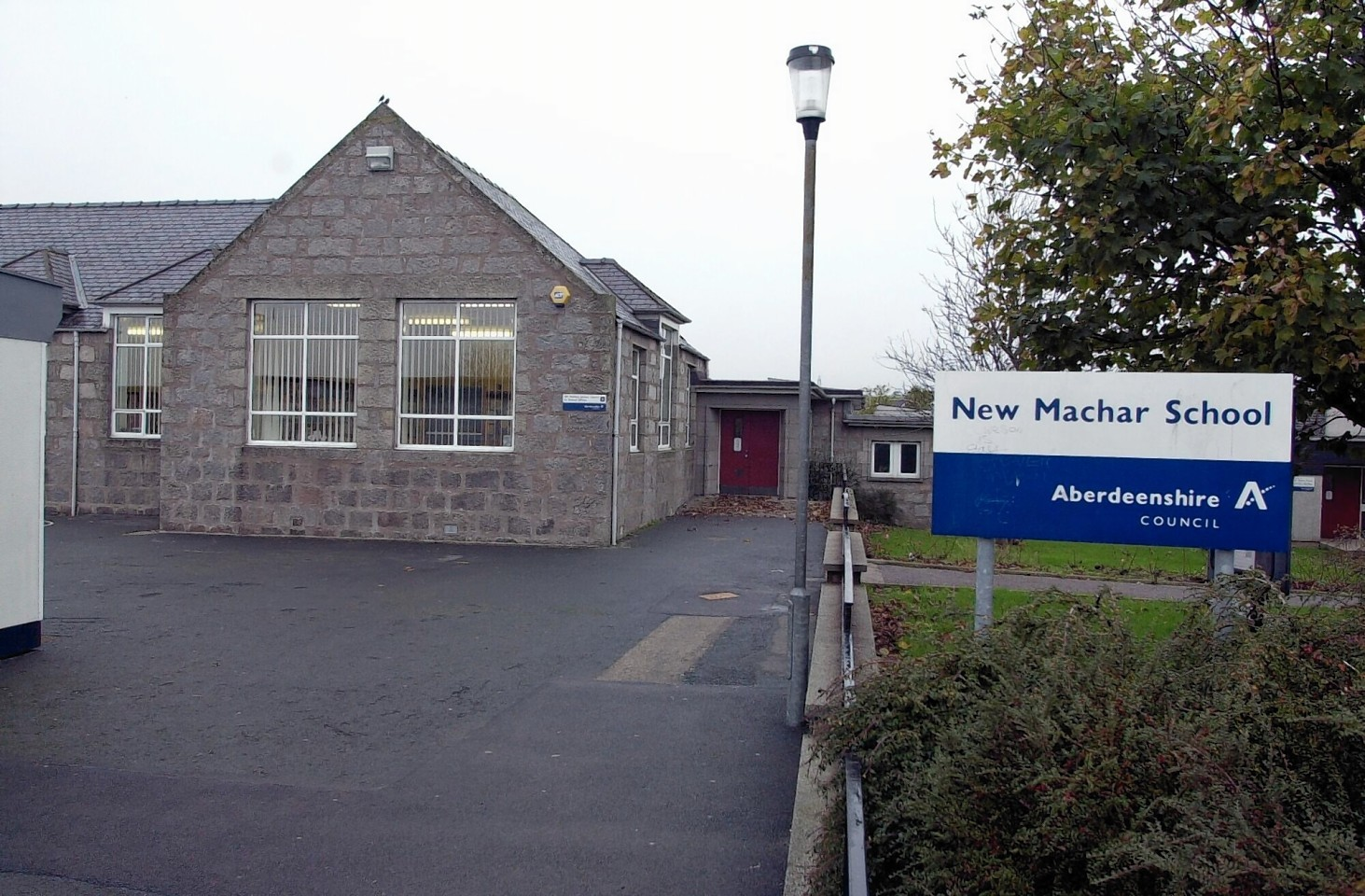 Newmachar Primary