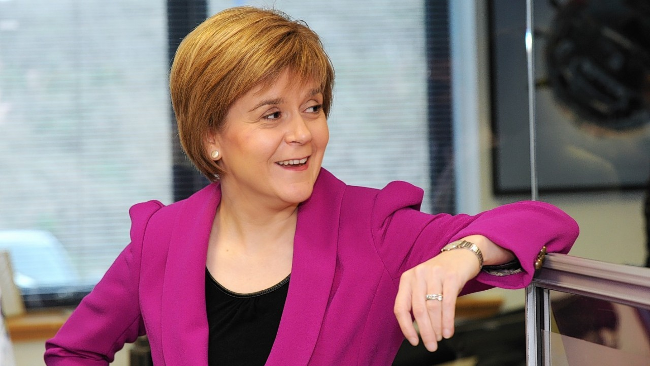First Minister Nicola Sturgeon is ready for SNP MPs to vote on English health issues.
