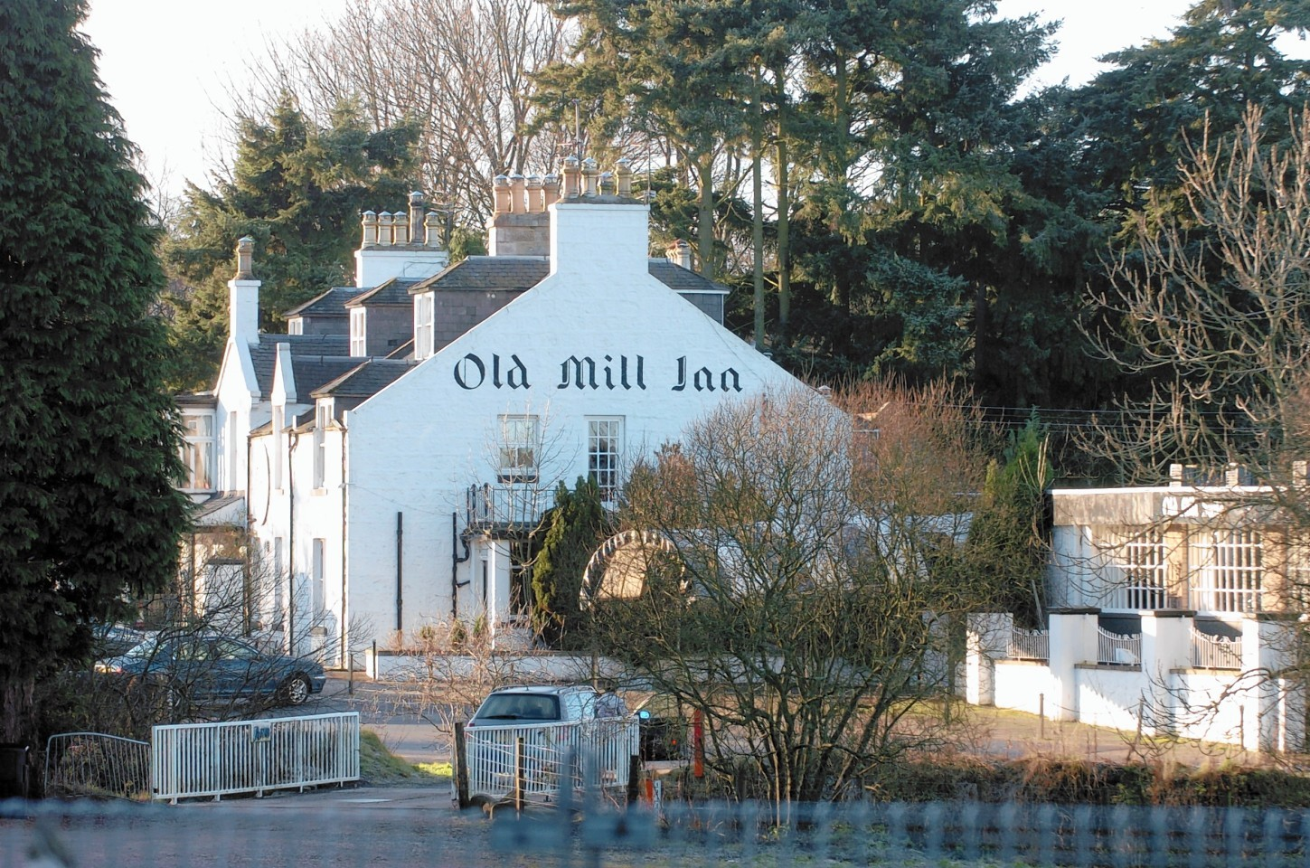 The Old Mill Inn, in Maryculter