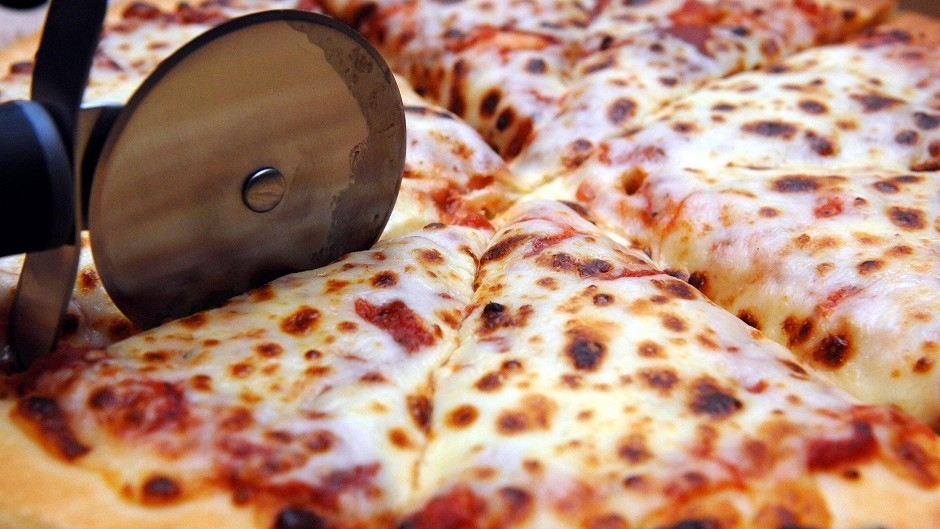 The Conservative councillor claims he does not even like pizza