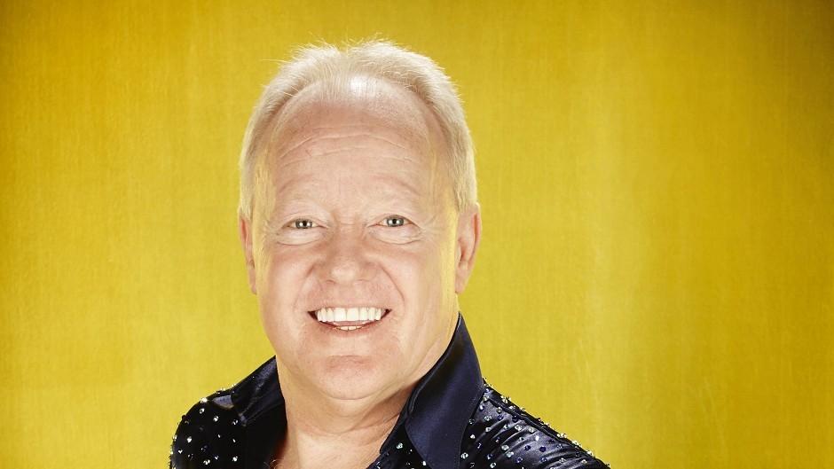 TV presenter Keith Chegwin