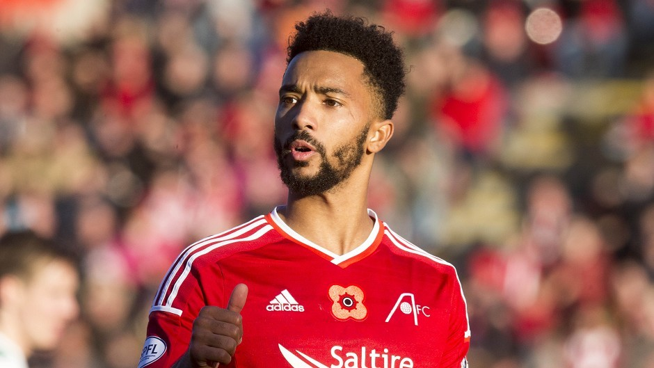 Police launched an investigation after a tweet racially abusing Shay Logan was circulated