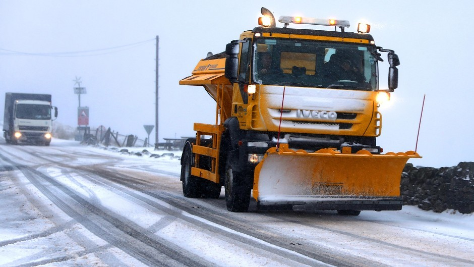 Britain is set for 'thundersnow' storms and freezing temperatures