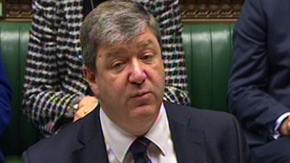 Former Scottish Secretary Alistair Carmichael