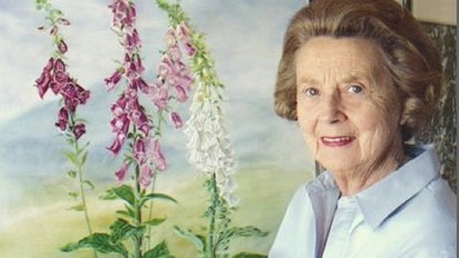 Ena Baxter has died at the age of 90