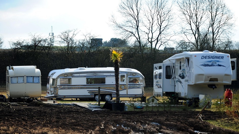 Gypsy Travellers