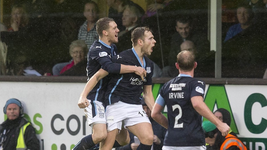 Dundee have impressed this season and currently sit sixth in the Premiership