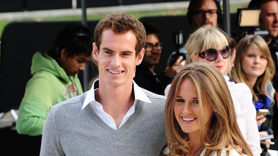 Andy Murray and Kim Sears will tie the knot this weekend