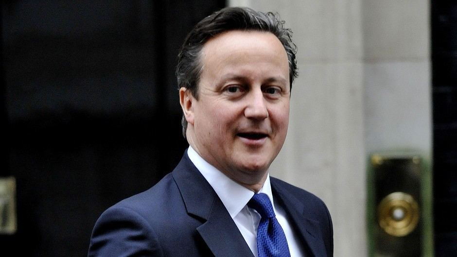 """David Cameron will say that new powers for Scotland are """"guaranteed"""" regardless of who wins May's general election"""