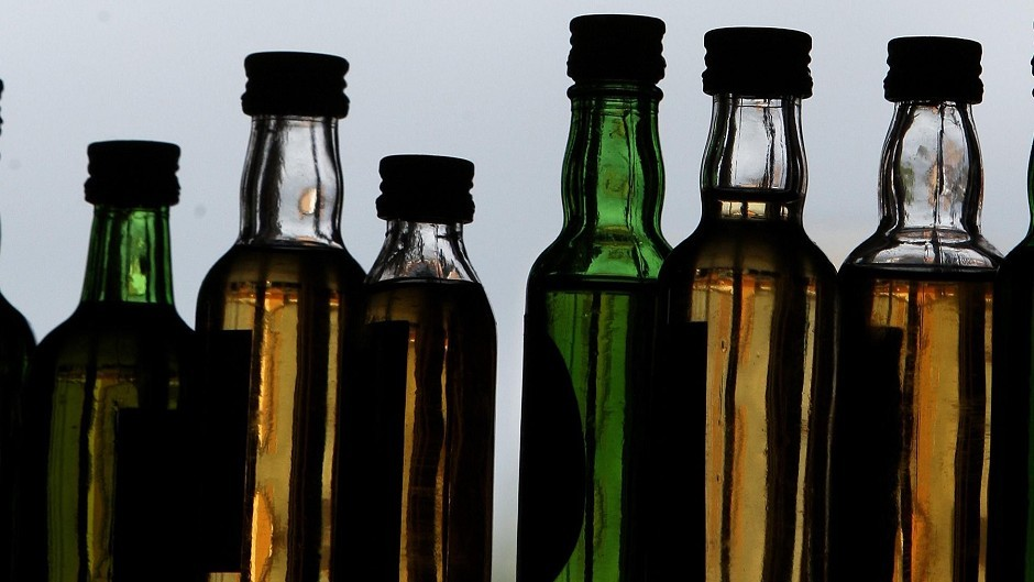 Scotch whisky contributed £4billion to Scotland's export figure in 2014.