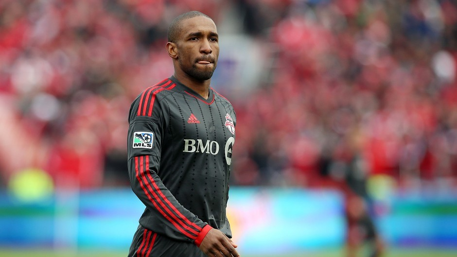 Jermain Defoe is in talks over a move to Sunderland