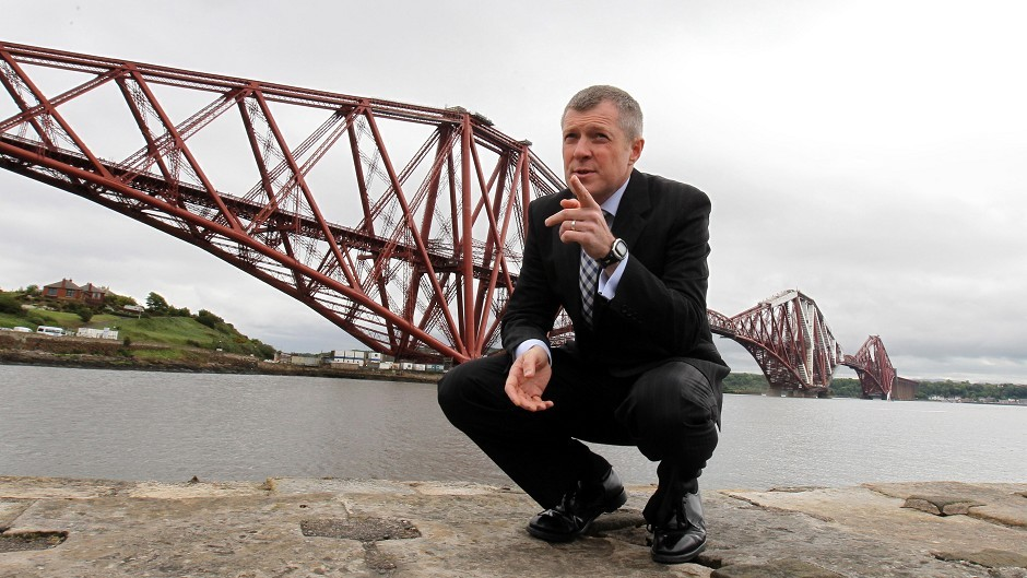 "Willie Rennie accused Tories of putting ""party before country""."