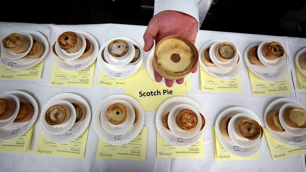 More than 400 items were tasted by the judges