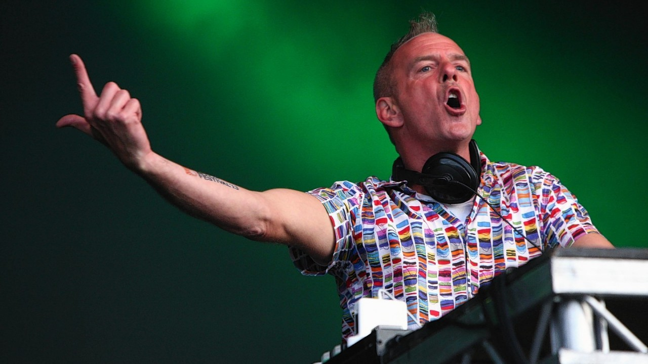 Ellie Goulding, Fatboy Slim, Example and Madness all played to 30,000 fans at Rockness 2013