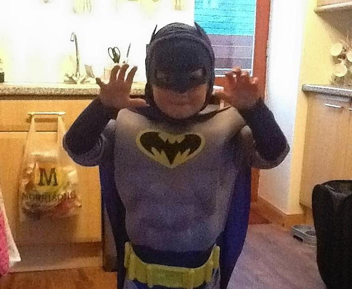 Ramsey puts the hero in superhero