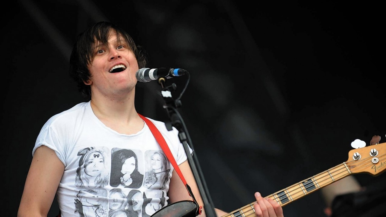 The Wombats, Annie Mac  and Sons and Daughters were amongst 2011's Rockness acts