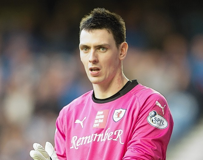 Goalkeeper Ross Laidlaw is one of a number of players to join Elgin in recent weeks