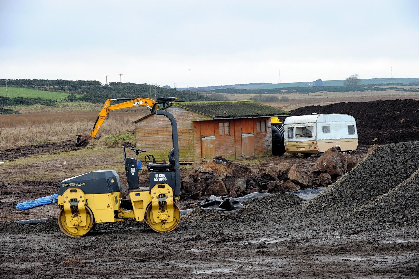 Unauthorised works have been carried out at  Middlemuir, Whitecairns