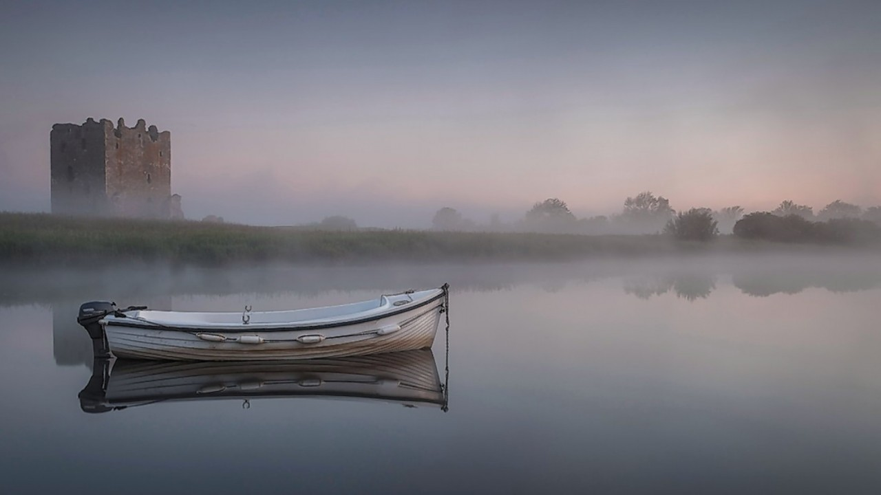 Visit Scotland photographic awards: Threave Castle by Brian Kerr