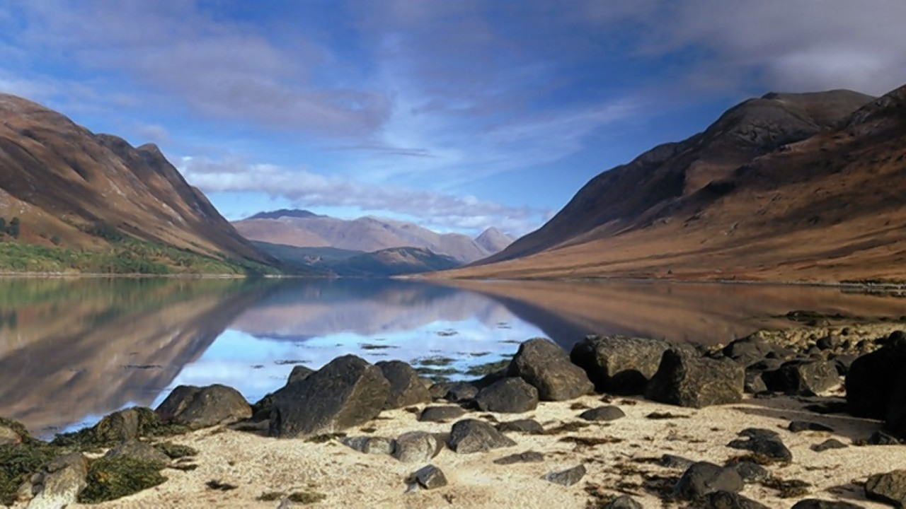Visit Scotland photographic awards: Loch Etive by Craig Aitchison