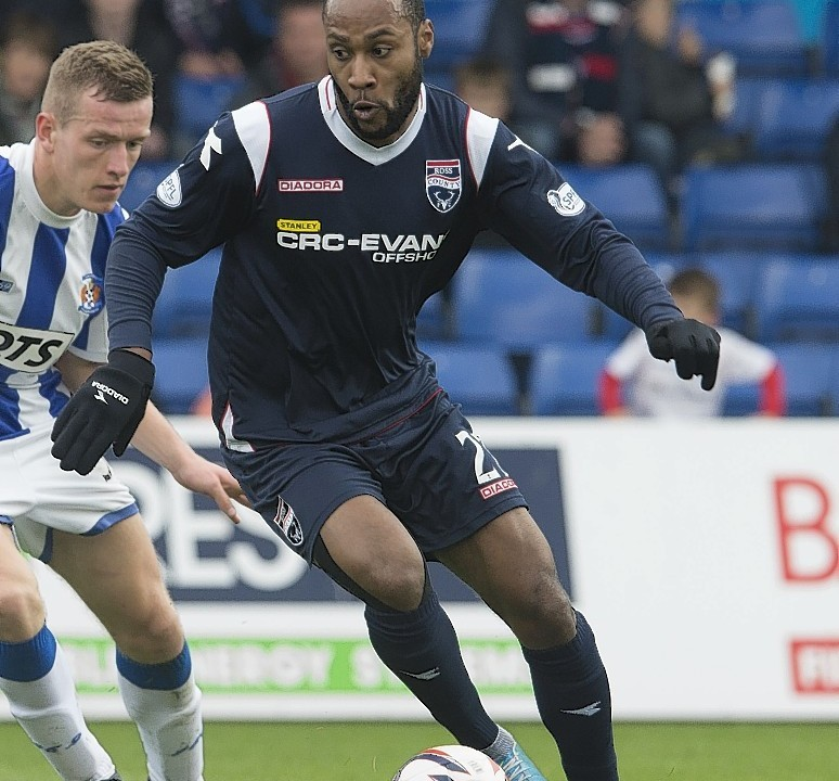 Yoann Arquin is one of seven players let go by Jim McIntyre